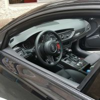 carwrapping audi interni